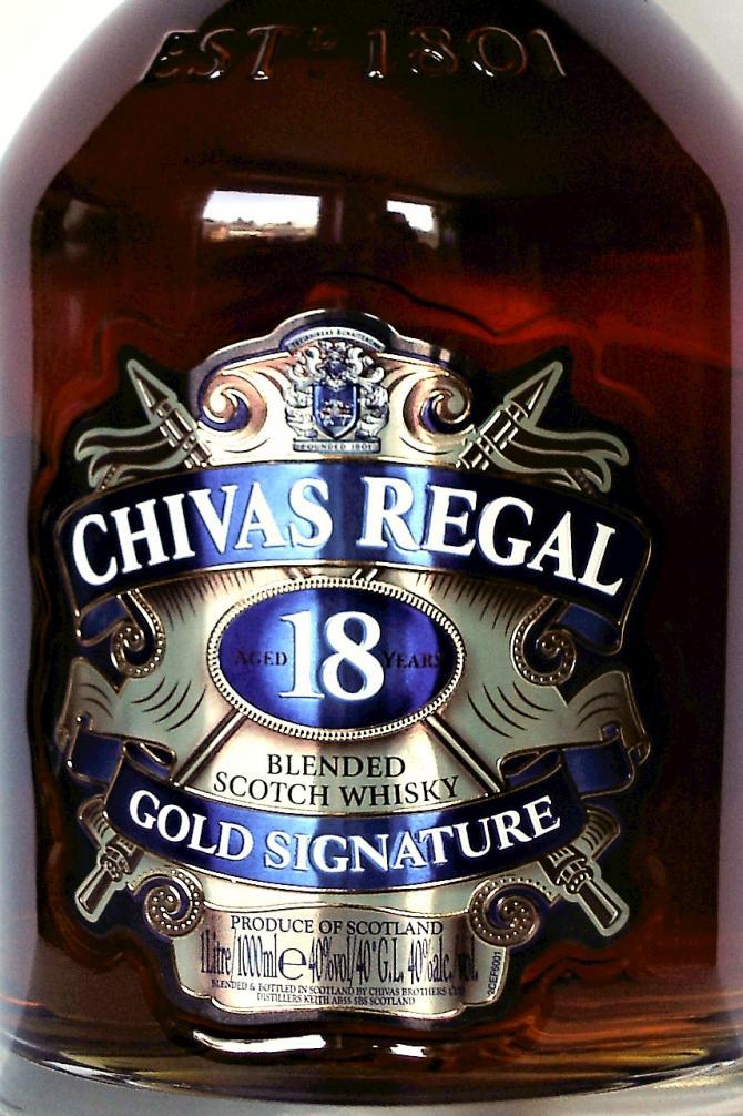 Chivas Regal 18-year-old