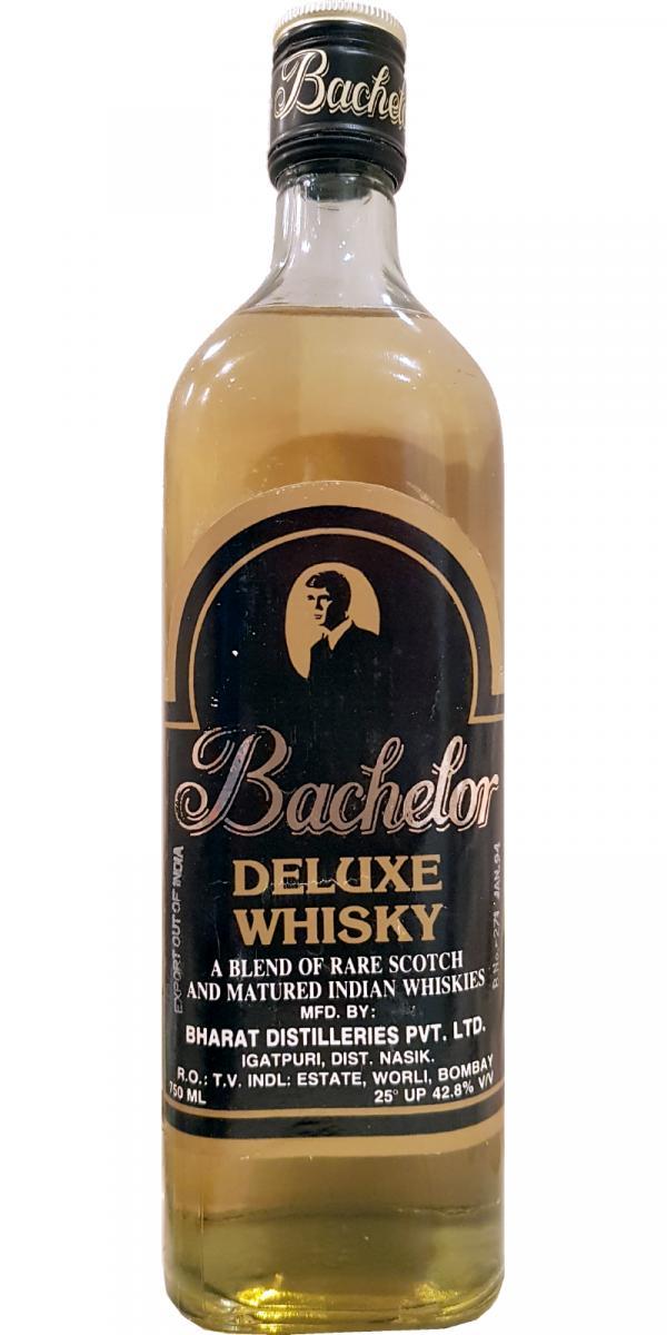 Bachelor Deluxe Whisky