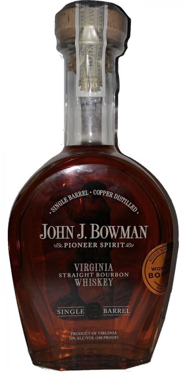 John J. Bowman Pioneer Spirit