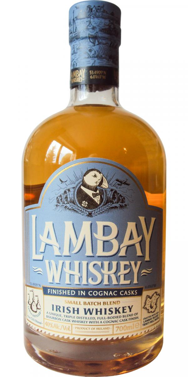 Lambay Whiskey Irish Whiskey