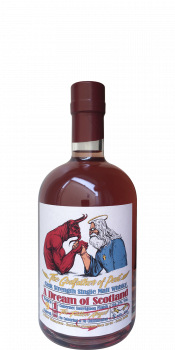 Single Malt Whisky 09-year-old BW - The Godfather of Peat / The Falle
