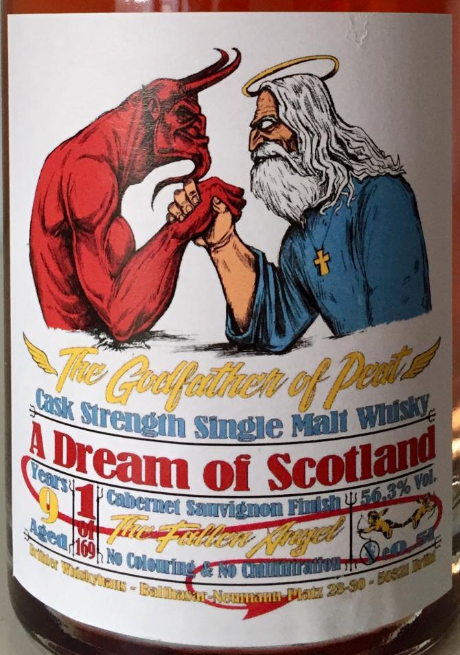 A Dream of Scotland The Fallen Angel