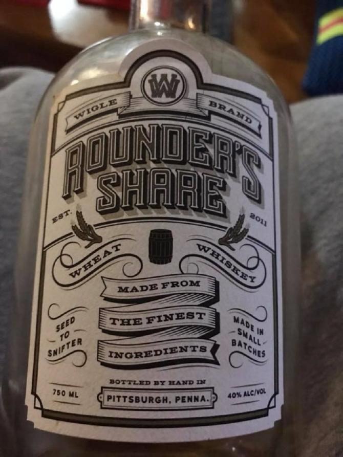 Wigle Rounder's Share
