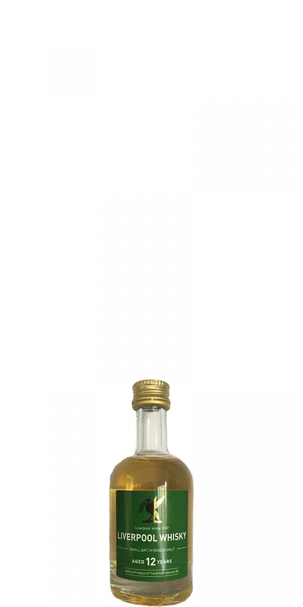 Liverpool Whisky 12-year-old