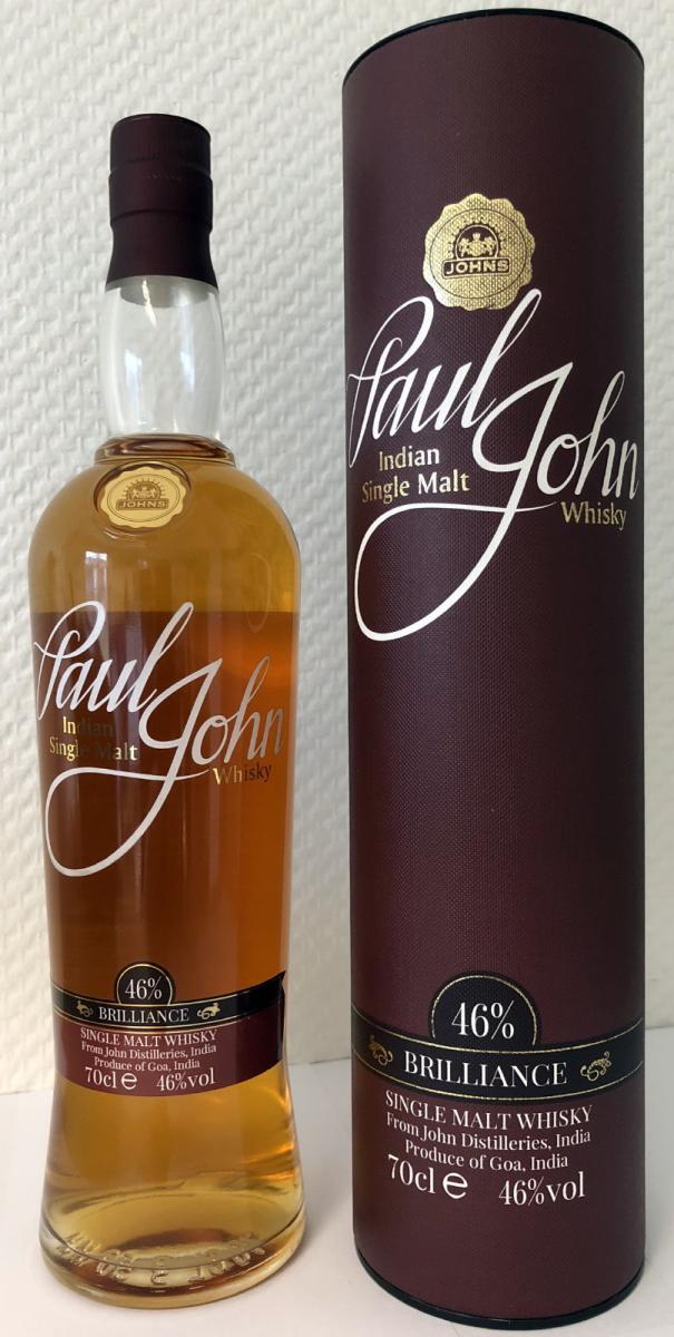 Paul John Brilliance