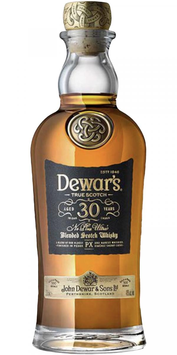 Dewar's 30-year-old - Ne Plus Ultra