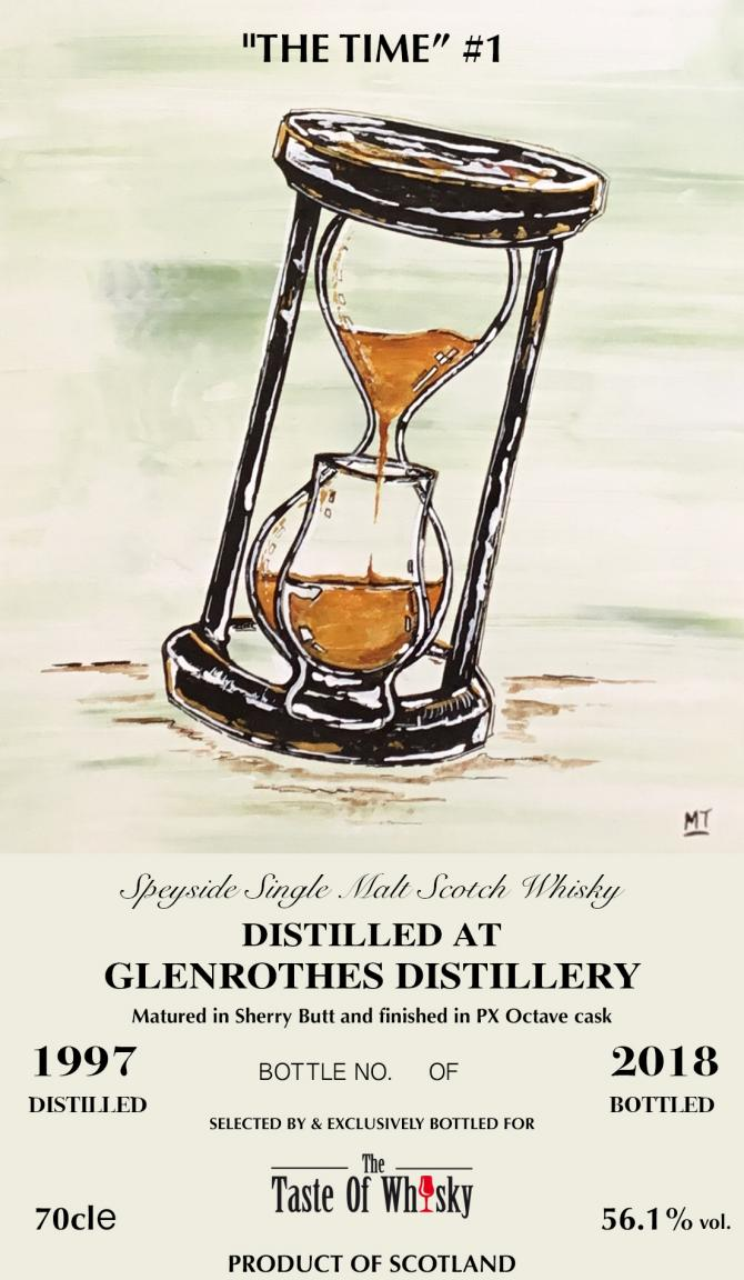 Glenrothes 1997 TTOW