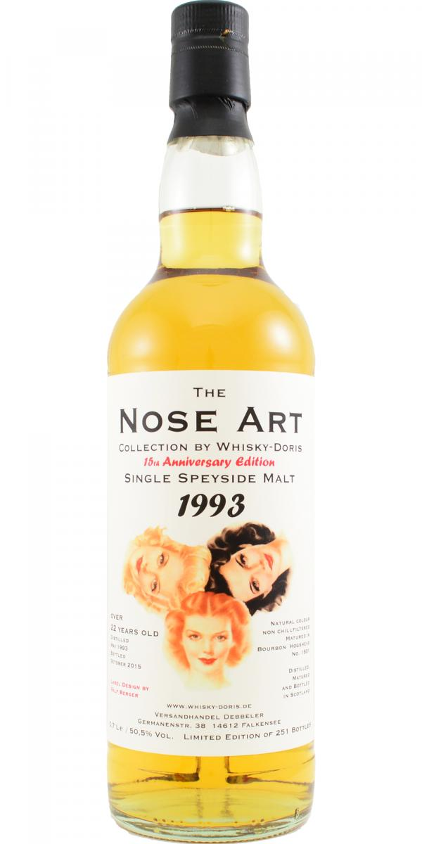 Single Speyside Malt 1993 WD