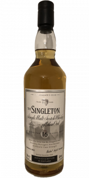 The Singleton of Glen Ord 16-year-old
