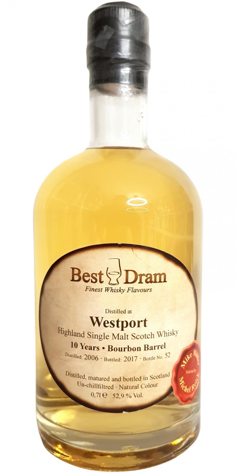 Westport 2006 BD