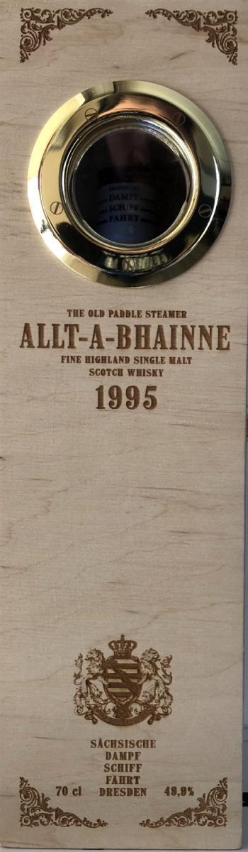 Allt-a-Bhainne 1995 JW