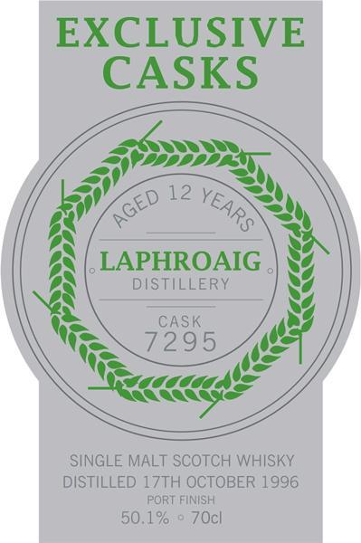 Laphroaig 1996 CWC