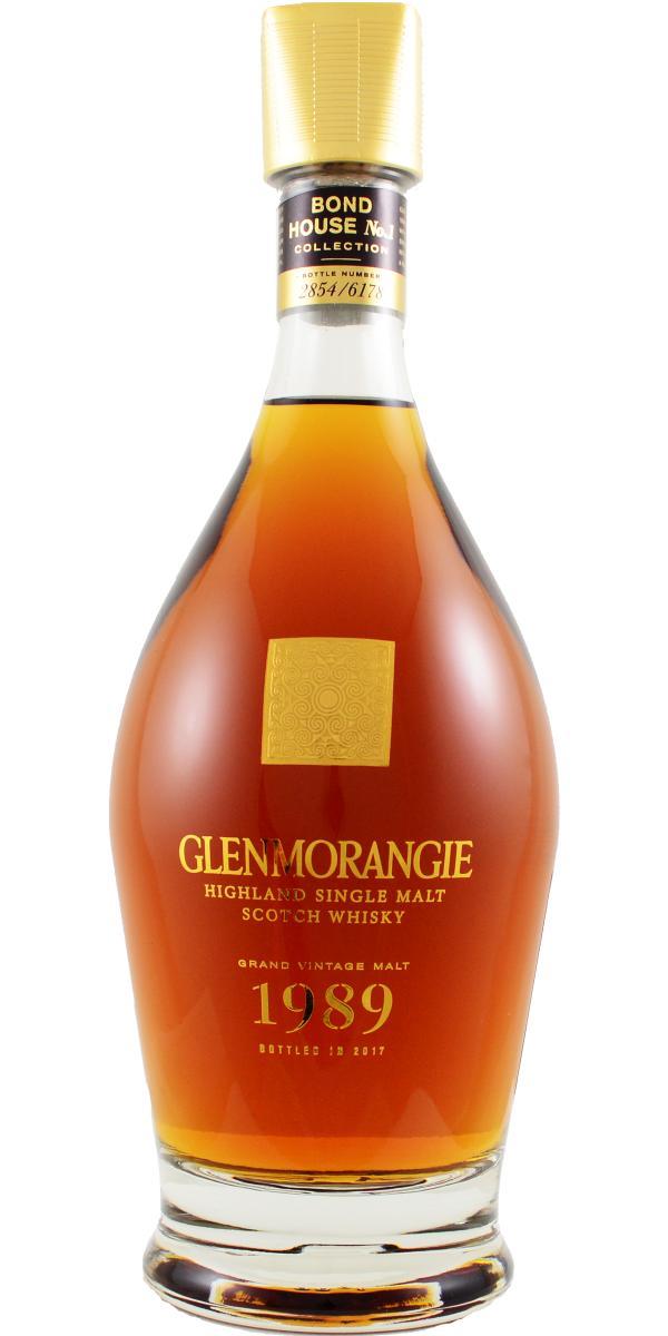 Glenmorangie 1989 - Grand Vintage Malt