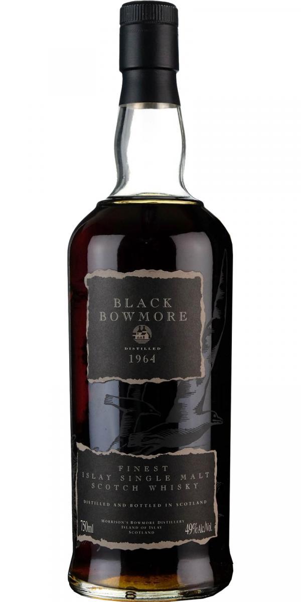 Bowmore 1964 Black