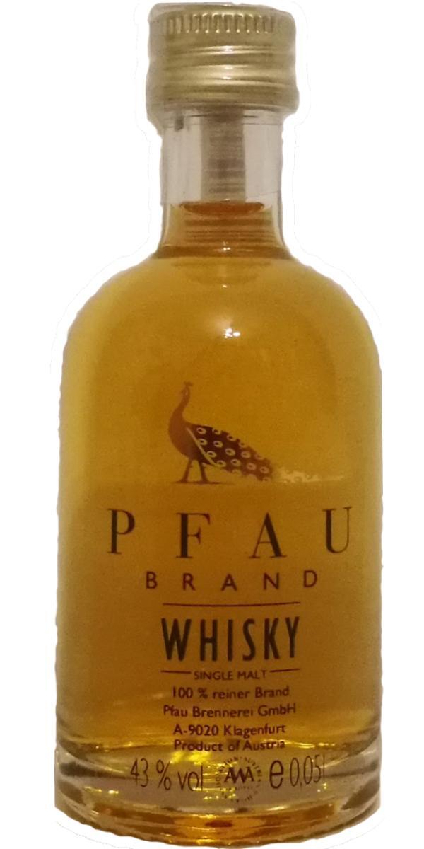 Pfau Brennerei Whisky
