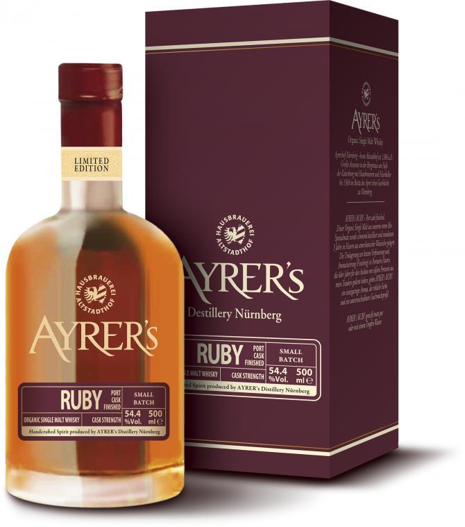 Ayrer's Ruby