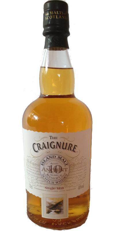 The Craignure 10-year-old ID
