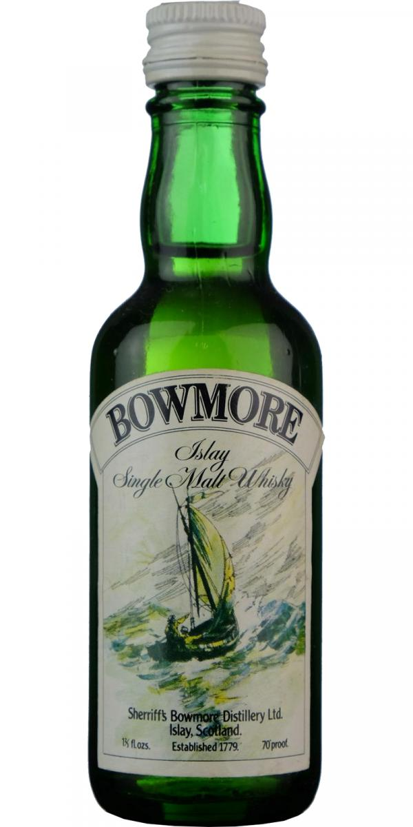Bowmore Islay Single Malt Whisky