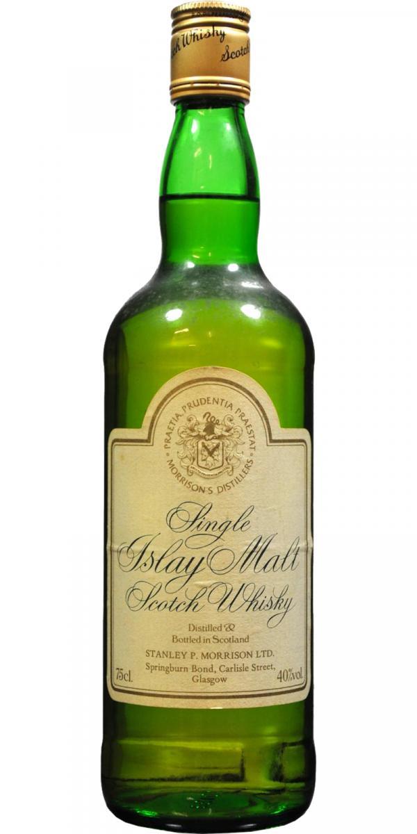 Single Islay Malt Scotch Whisky