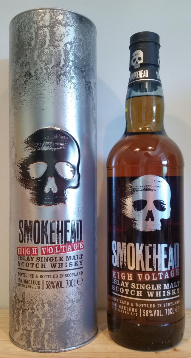 Smokehead High Voltage IM