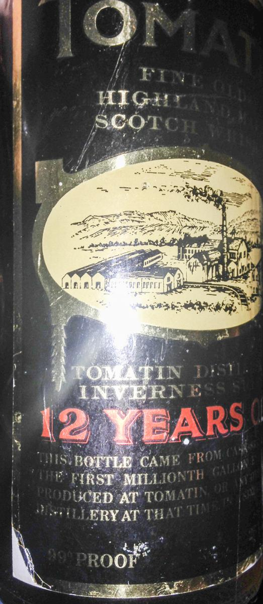 Tomatin 1964