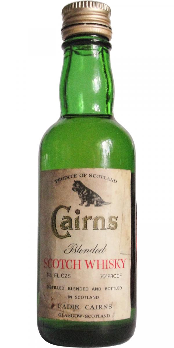 Cairns Blended Scotch Whisky