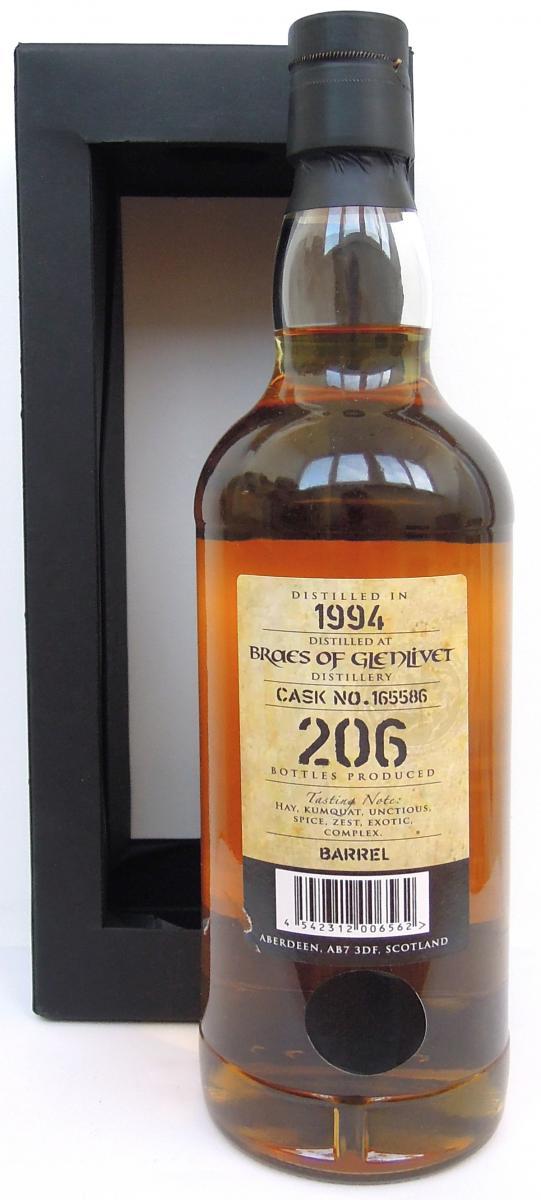 Braes of Glenlivet 1994 Kb