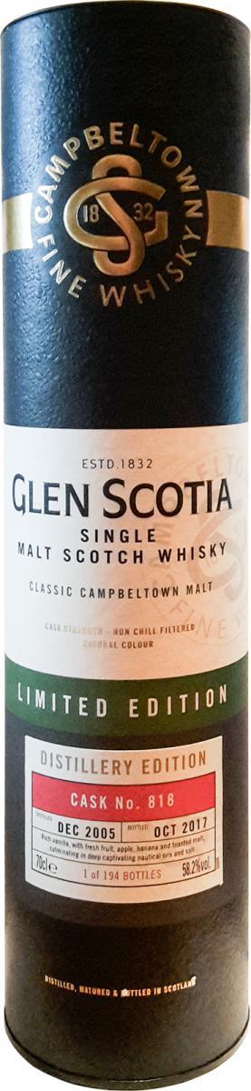 Glen Scotia 2005
