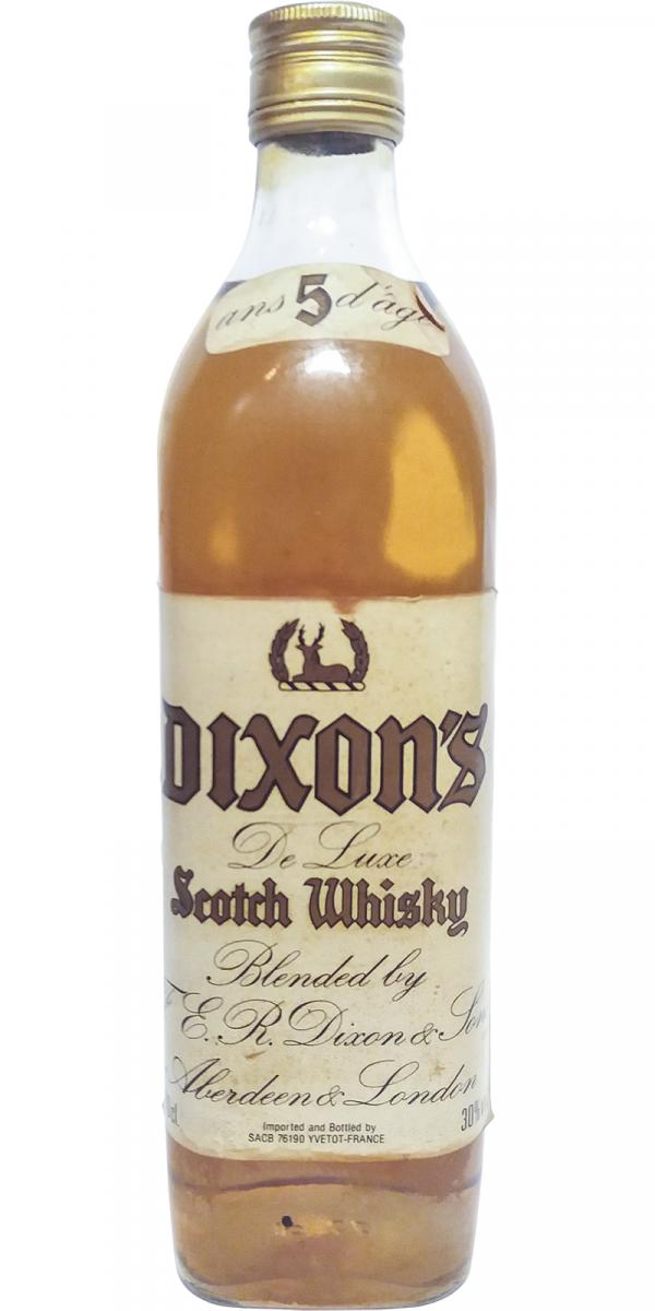 Dixon's 05-year-old