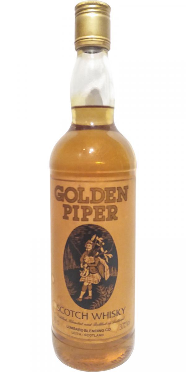Golden Piper Scotch Whisky