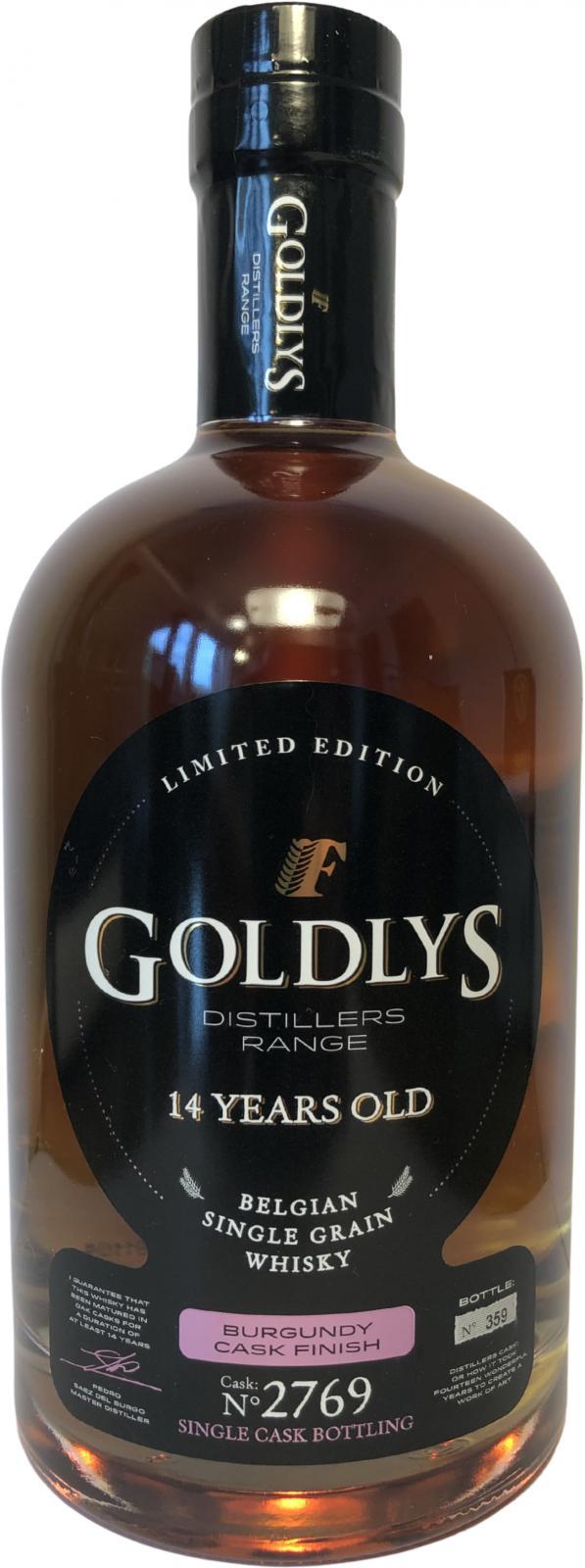 Goldlys 14-year-old