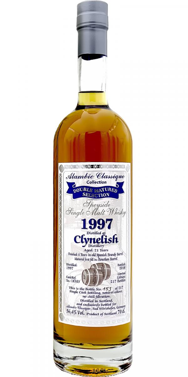 Clynelish 1997 AC