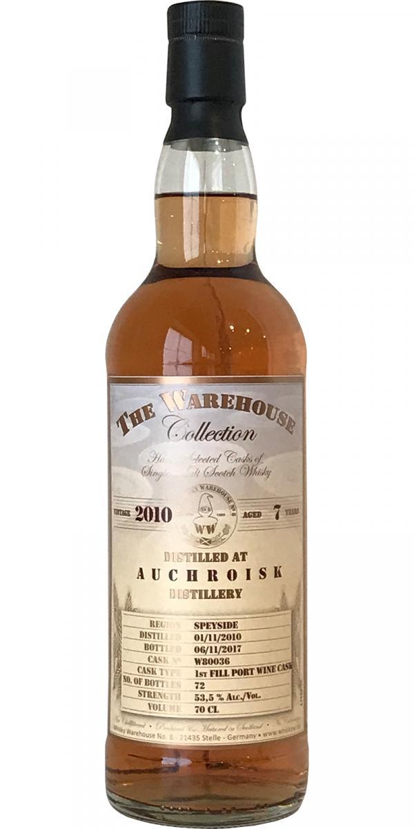 Auchroisk 2010 WW8