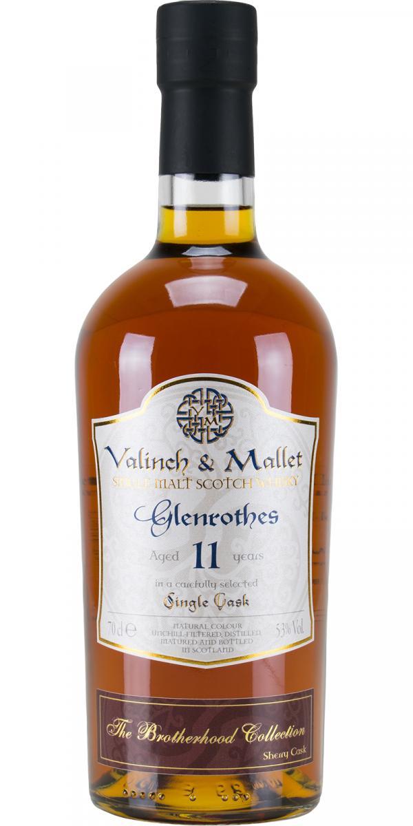 Glenrothes 2006 V&M