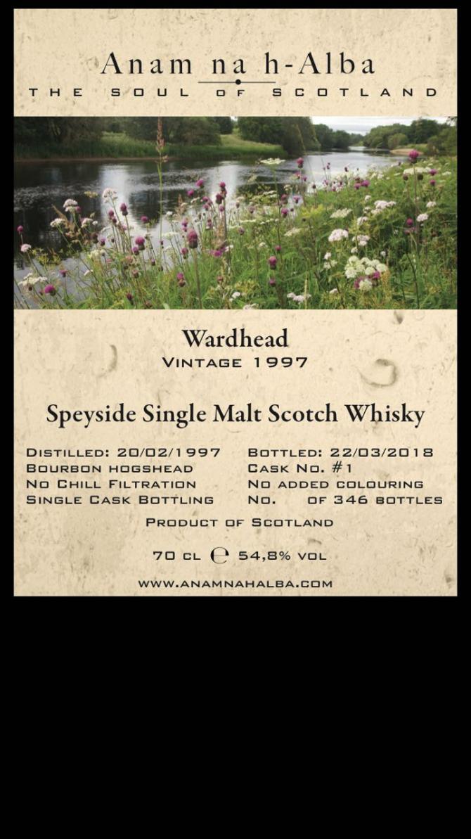Wardhead 1997 ANHA