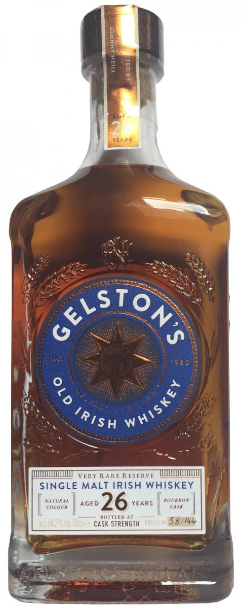 Gelston's 26-year-old