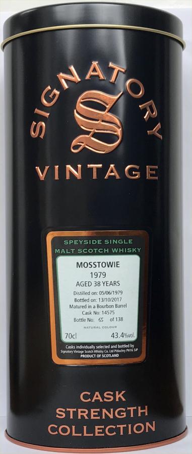 Mosstowie 1979 SV