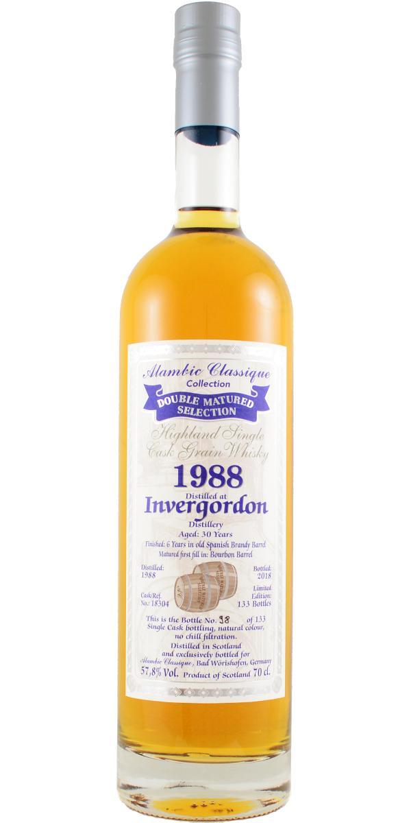 Invergordon 1988 AC
