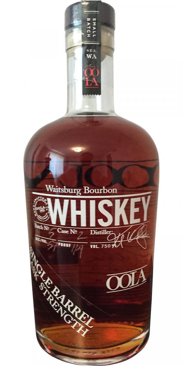 Oola  Waitsburg Bourbon