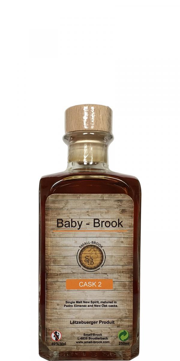 Baby - Brook 2016 - Cask 2