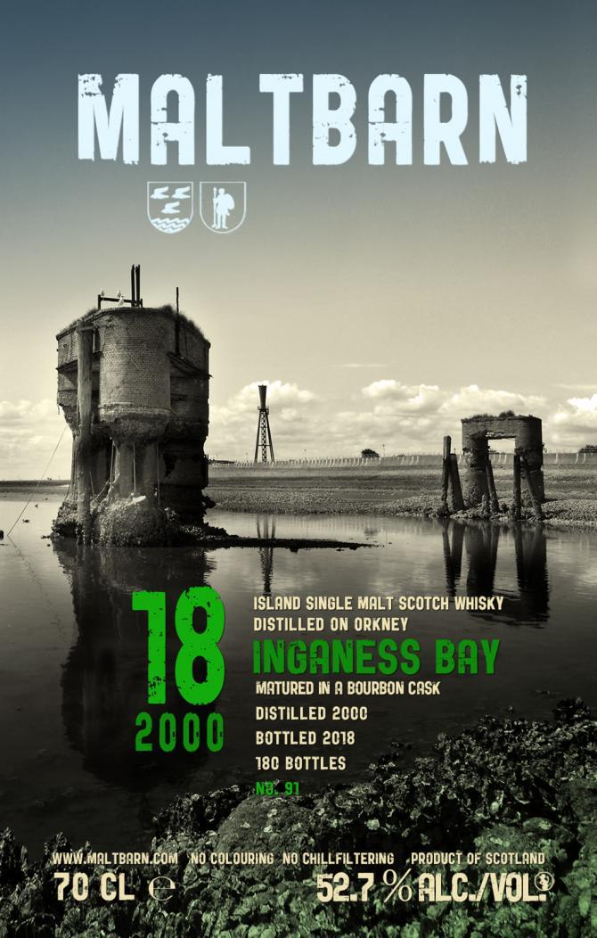 Inganess Bay 2000 MBa