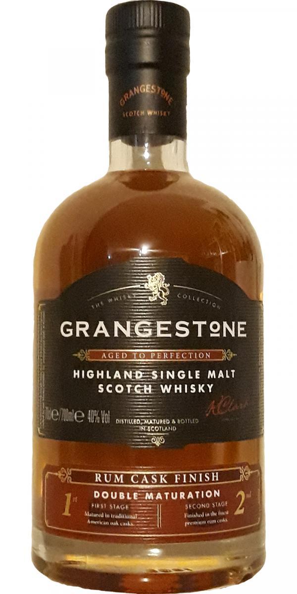 grangestone highland single malt ratings and reviews whiskybase