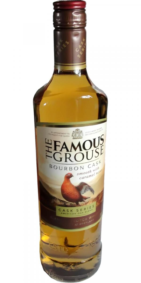 The Famous Grouse American Oak Blend
