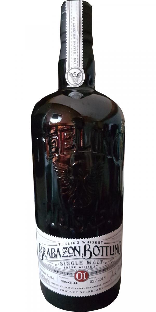 Teeling Brabazon Bottling Series 01