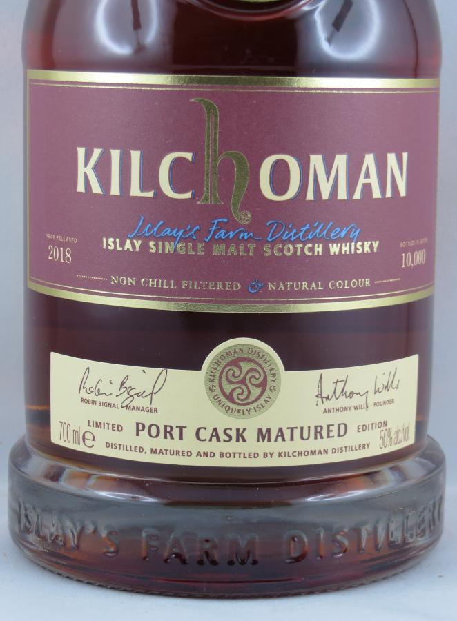 Kilchoman 2014
