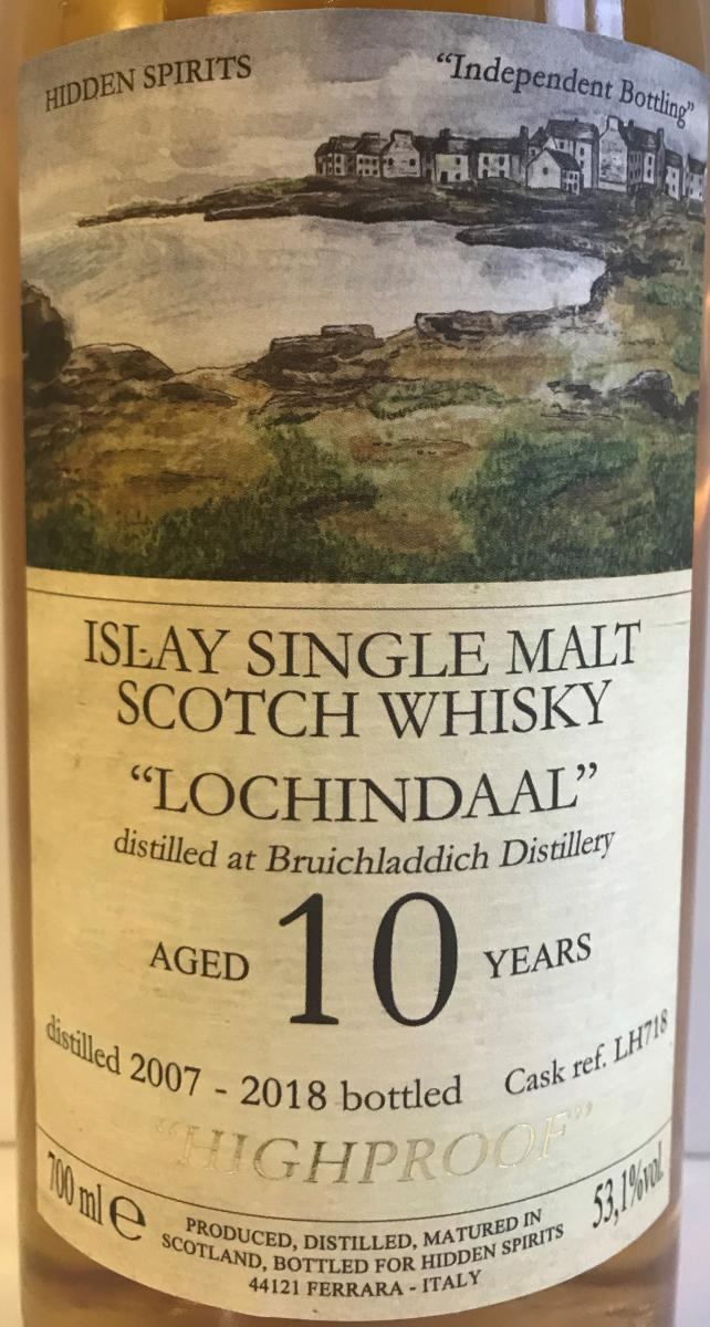 Lochindaal 2007 HiSp