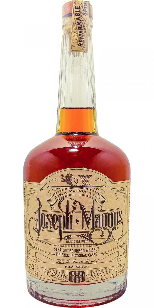 Joseph Magnus Single Barrel for Prav Saraff
