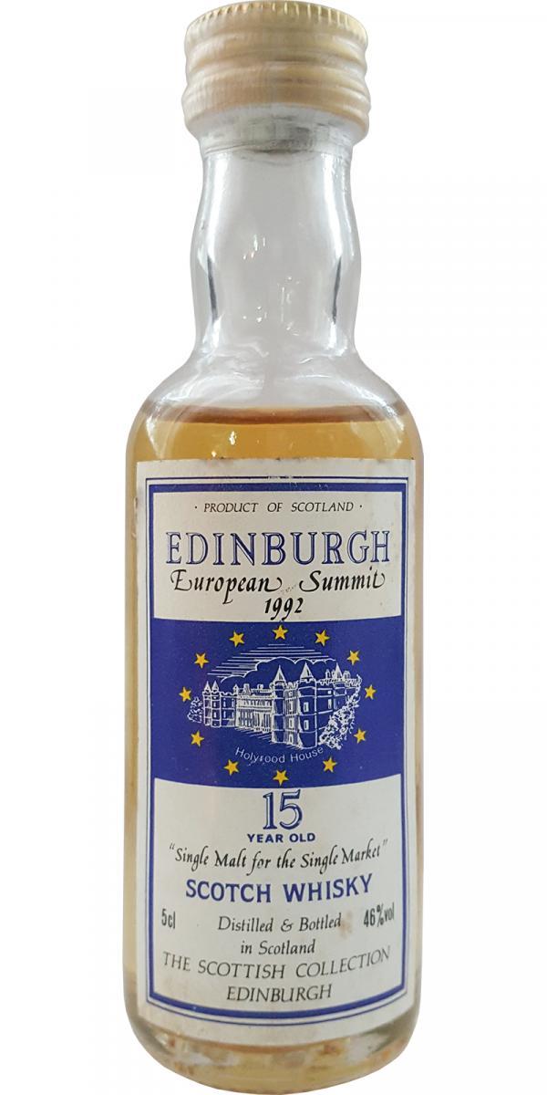 Edinburgh European Summit 1992