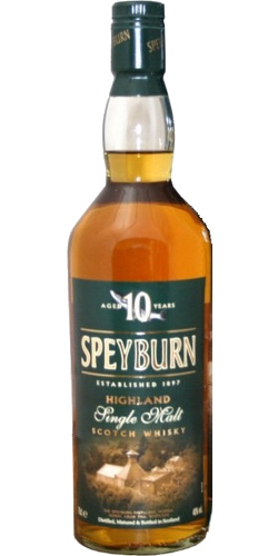 Speyburn 10-year-old