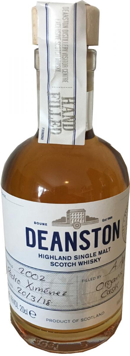 Deanston 2002